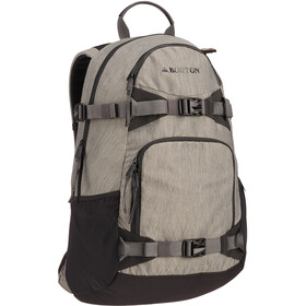 Burton Rider´s 2.0 25L Backpack Men, shade heather
